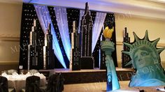 New York Theme Party Decorations - Bing Images