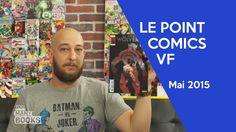 Le Point Comics VF - Mai 2015
