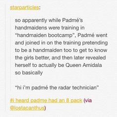 Hi I'm Padmé and I'm a radar technician.