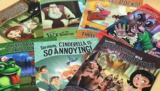 Teaching Point of View Using Picture Books