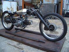 Artbike built by Shinya Kimura back in 2006.