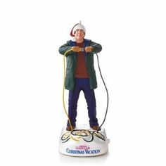 clarks christmas miracle national lampoons christmas vacation 2013 hallmark ornament christmas vacation christmas movies - National Lampoons Christmas Vacation Decorations