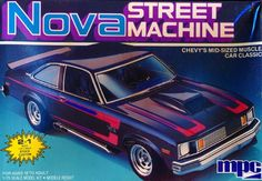 MPC Nova Street Machine