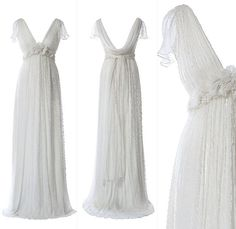 Leila Hafzi wedding gown