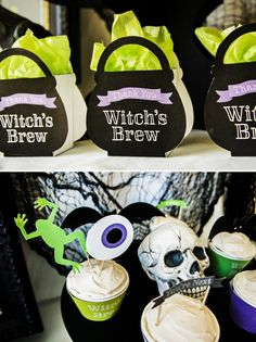 Creepy Witches Brew Halloween Party