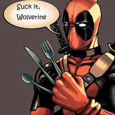 Deadpool...hehe