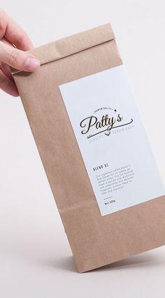 Patty's Burgers & Sandwiches http://ift.tt/1kZHnua #design #graphicdesign #webdesigner #design