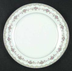 Discontinued Noritake China Patterns | Pattern: GLENWOOD by NORITAKE [N GLENWOOD] Pattern #: 5770M