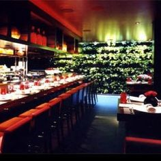 """RESTAURANT OF THE WEEK:  L'Atelier de Joel Robuchon      """"French super chef Joël Robuchon brings his amazing culinary creations to London with his fabulous restaurant L'Atelier de Joël Robuchon in Covent Garden. Robuchon is one of the most respected chefs in the world and is the proud holder of numerous Michelin Stars. (...) Step inside this formidable restaurant and you'll see why."""