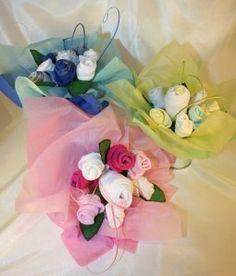 Baby Bouquet Shower Gift