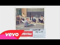In case you haven't heard it. One Direction - Story of My Life (Audio)