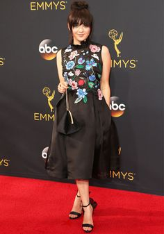 Maisie Williams at the 68th Emmy Awards held at the Microsoft Theatre in Los Angeles on September 18, 2016