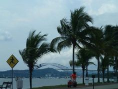 The Causeway and the Bridge of the Americas