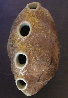 concha, shell, kai, anagama, wood firing