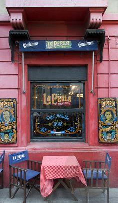 """""""""""LA PERLA"""""""", Fundada en 1882, en el barrio de La Boca, Buenos Aires, Argentina"""