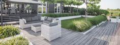 Backyard, Patio, Outdoor Furniture Sets, Outdoor Decor, Large Windows, My House, Garden Design, Home And Garden, Lounge