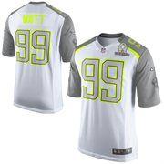 Mens Team Carter J.J. Watt Nike White 2015 Pro Bowl Game Jersey
