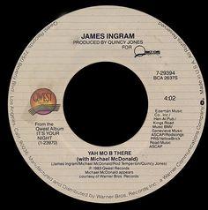 James Ingram with Michael McDonald ~ Yah Mo B There 1983 Funky Purrfecti...