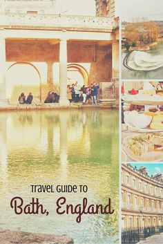 Allie's Adventures: Unconventional Travel Guide to Bath, England