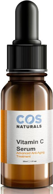 Vitamin C Serum - 60 ml / 2 oz Made in Canada - Certified Organic Ingredients + Hyaluronic Acid + Vitamin E Moisturizer + Collagen Boost - Anti-Aging, while reducing Sun Spots, Wrinkles and Dark Circles, Excellent for Your Skin + Includes Pump & Dr Top Skin Care Products, Best Makeup Products, Best Vitamin C Serum, Natural Vitamin C, Skin Care Cream, Anti Aging Treatments, Face Skin Care, Facial Care, Face Serum