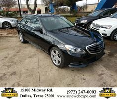 Beautifully crafted, hard loaded 2014 E350, equipped with navigation, back up camera, heated seats, bluetooth, dual zone climate control and more! The pinacle of every day driving that will impress your friends amd colleagues!  https://deliverymaxx.com/DealerReviews.aspx?DealerCode=J789  #Used #Autowebexpo #Dallas #Fortworth #Mercedes #AutoWebExpoInc
