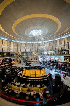 Armani Caffe, Dubai Mall, Dubai, UAE