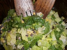 Santa Fe Salad with Chili-Lime Dressing http://www.vickisfoodies.com/uploads/7/0/1/5/7015067/santa_fe_salad_with_chili.pdf