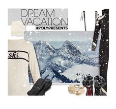"""""""369. #PolyPresents: Dream Vacation - Swiss Alps"""" by catarinasoares18 ❤ liked on Polyvore featuring The Elder Statesman, Fusalp, Perfect Moment, Eddie Bauer and Rossignol"""