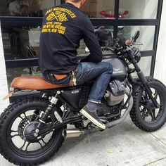 SERVICE TEE LONG SLEEVE – Jane Motorcycles