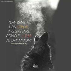 lanzame a los lobos