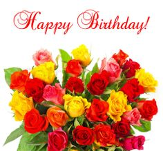 Happy birthday flowers new hd template mages birthdays wonderful birthday wishes to wish your colleague a happy birthday birthday wishes birthday quotes birthday poems birthday toasts thecheapjerseys Gallery