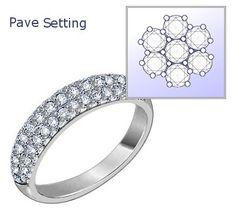 Pave Setting