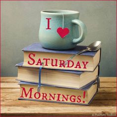 Have a great Saturday!