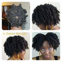 Try the bantu knots! Find out some tips & style ideas to make the perfect bantu knot out for you! 4b Natural Hair, Pelo Natural, Natural Hair Styles, Natural Haircare, Au Natural, Going Natural, Bantu Knot Out, Bantu Knots, Bantu Knot Hairstyles