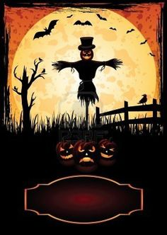 Scarecrow Jack and Friends