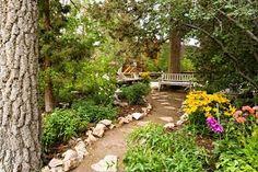 Several wedding venues---Southern California Wedding Venue: Natural enchantment in Big Bear.