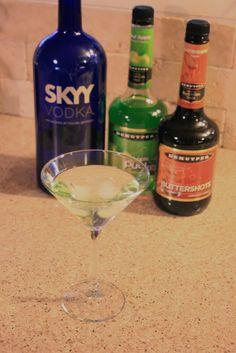 Good Clean Fun: Caramel Apple Martini