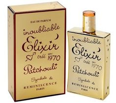 Patchouli, and of course musk, two staples of the 70's...