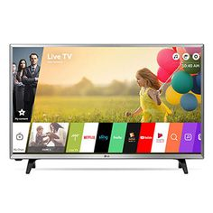 "HD 720p Smart LED TV - 32"" Class (31.5"" Diag)"