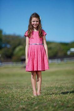 #LisaRose #littlegirl #chic #pink #garden #nature #fashion #ss15 #spring #summer  www.zgeneration.com/it/
