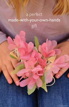 willowday: DIY: Flower Tea Bags