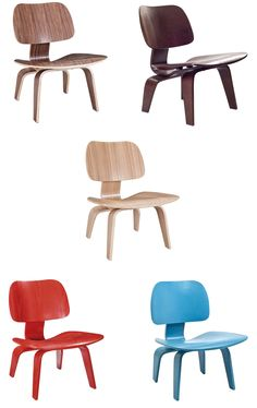 Molded Plywood Lounge Chair at www.dcgstores.com - Sales $189.00