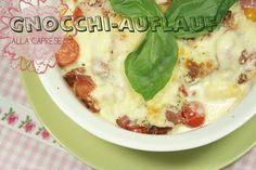 strawberryred: Gnocchi-Auflauf alla caprese