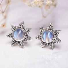 Best Collection of Earrings - Jewelry Daze Boho Jewelry, Antique Jewelry, Women Jewelry, Moonstone Earrings, Stud Earrings, Contemporary Jewellery, Wedding Earrings, Swagg, Jewels