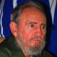 Fidel Castro -Marxist monster who has held Cuba in terror and captivity since 1959.Overthrowing this autocrat would be a blessing for Cuba and all of mankind.