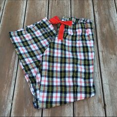 Flannel Pajama Pants Excellent condition. Worn once. Ships Immediately ✨ PINK Victoria's Secret Intimates & Sleepwear Pajamas