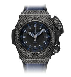 Hublot Oceanographic 4000 All Black Blue