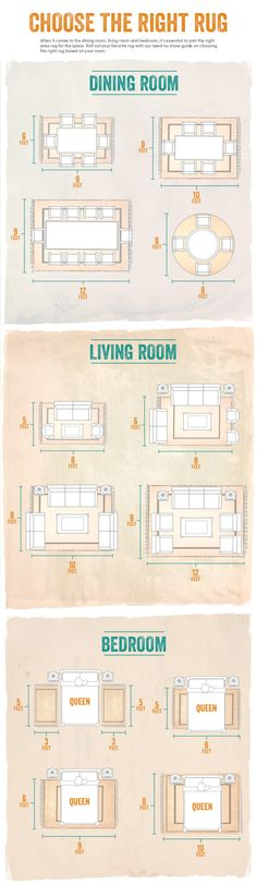 Rug Placement In Small Living Room. 20 Inspirational Rug Placement In Small Living Room. these Living Room Rug Rules Will Make You A Decorating Home Design, Interior Design Tips, Interior Decorating, Decorating Tips, Design Ideas, Design Design, Wall Design, Modern Design, Interior Exterior
