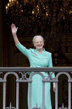 Royal Style - les Royals dans des looks bleu turquoise