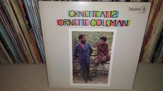 Ornette Coleman - Ornette At 12 - rare Japanese Impulse pressing of a great mid period recording never issued digitally.